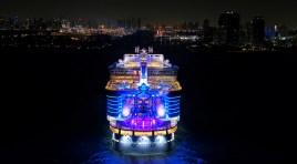 Symphony of the Seas chegou às Caraíbas (consulte aqui os novos itinerários)