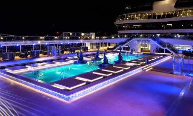 MSC Bellissima – Pool Deck