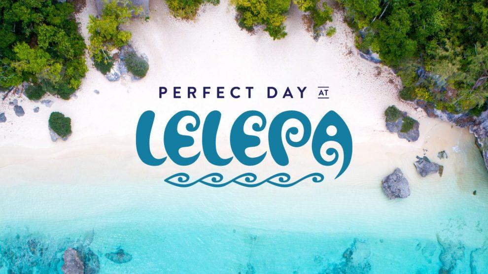 Perfect Day at Lelepa