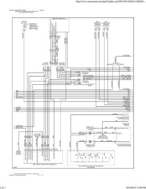 Factory Pioneer Amp Speaker Wire Diagram??