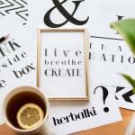 New Typography Designs