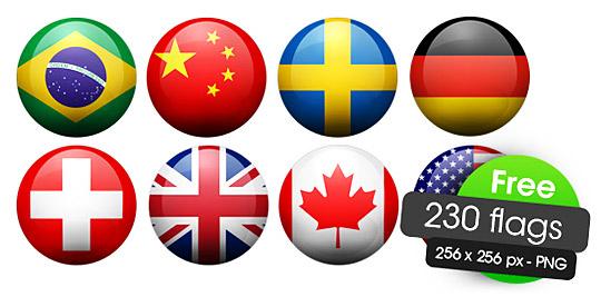 free-icon-flags1
