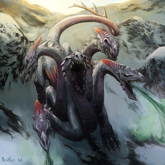 Fantasy Art by Joao Bosco3