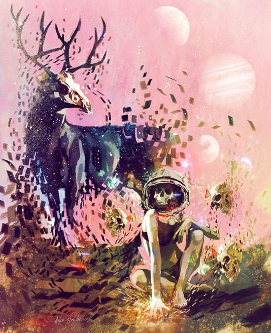 Inspiring Art by Javier Gonzalez Pacheco16