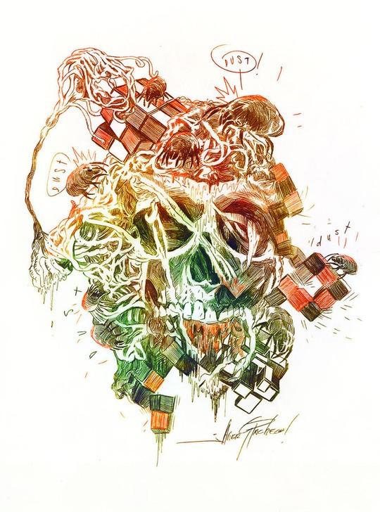Inspiring Art by Javier Gonzalez Pacheco18
