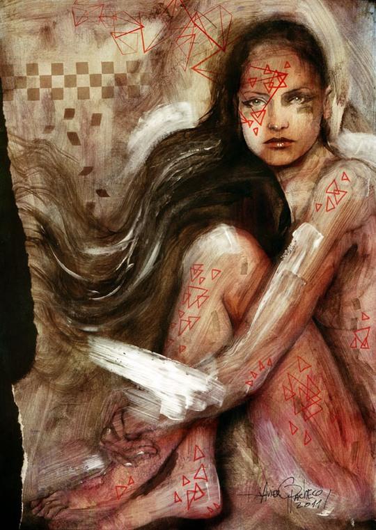 Inspiring Art by Javier Gonzalez Pacheco25