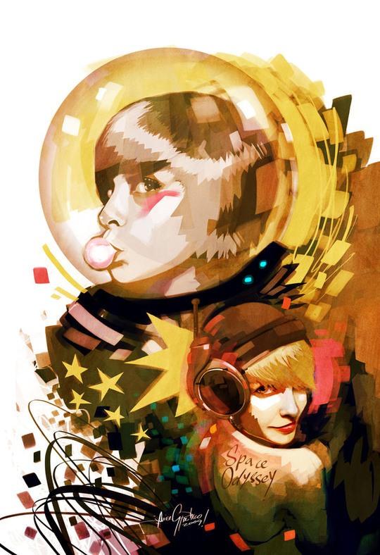Inspiring Art by Javier Gonzalez Pacheco34