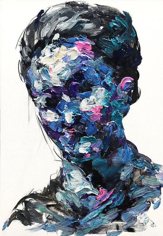 Amazing Portraits by KwangHo Shin 3