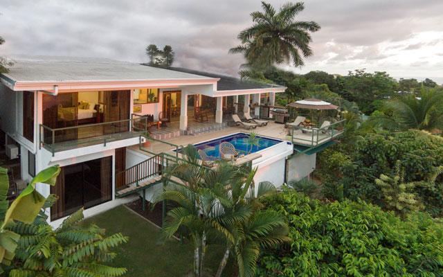 Casa Grande Vista exterior