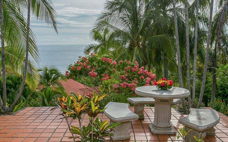 Manuel Antonio Vacation Rental VP Private Resort view from casita