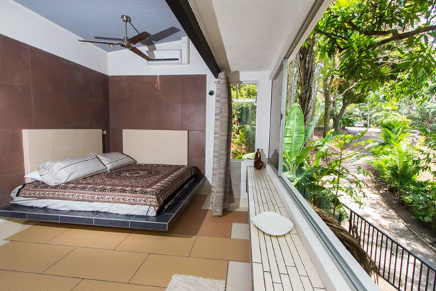 Manuel Antonio Home Rentals: Espadilla Ocean Club bedroom 2