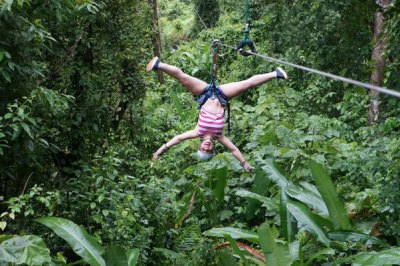 Manuel Antonio Vacation Rentals: Zip Line Tour