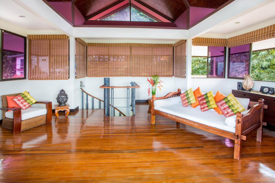 Villa Perezoso penthouse loft