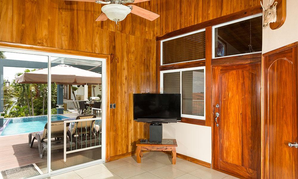 Casa Alta Vista television