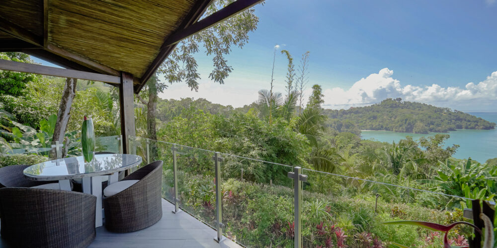 Sunset Hideaway Villa balcony1