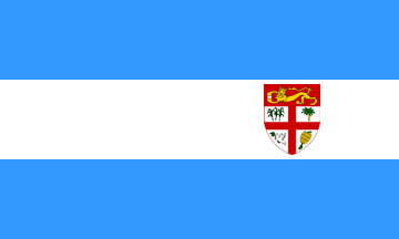 Fiji Rugby Fan Flag