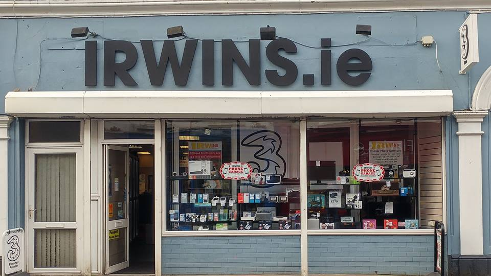 Irwins Youghal