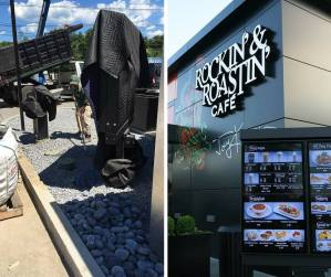 Joey Kramer's Rockin' & Roastin' Cafe