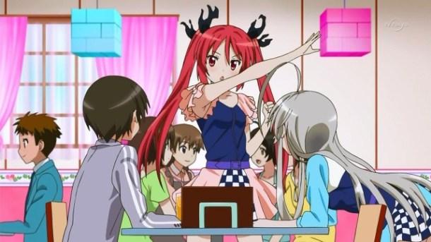 Haiyore! Nyaruko-san W 09