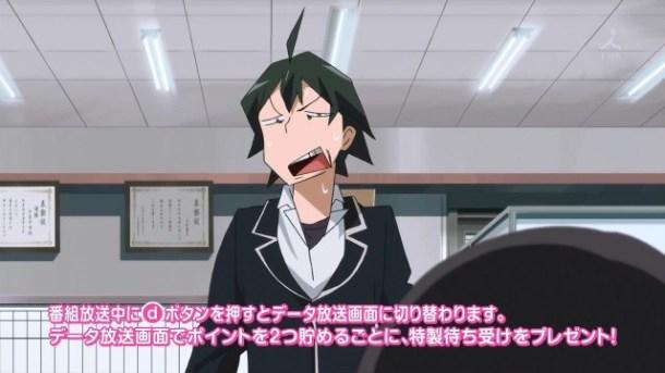 Yahari Ore no Seishun Love Come wa Machigatteiru 06