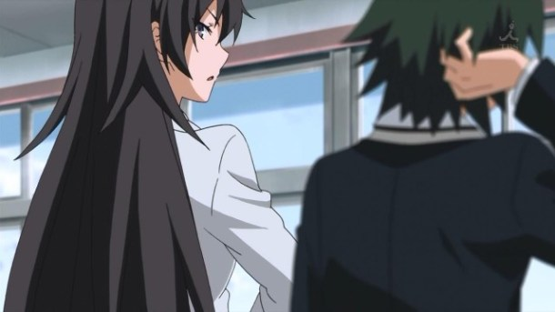 Yahari Ore no Seishun Love Come wa Machigatteiru 10
