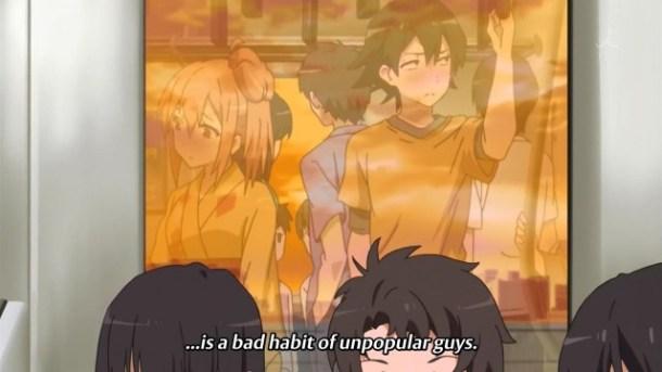 [Doki] Yahari Ore no Seishun Love Come wa Machigatteiru. - 09 (1280x720 Hi10P AAC) [6EDD3035].mkv_snapshot_06.08_[2013.06.25_18.01.21]