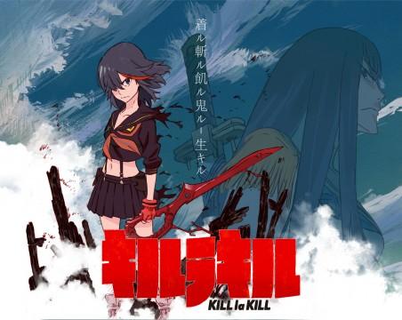Kill la Kill is the greatest anime of the ever i swear to god