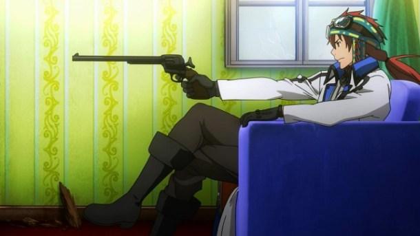 Galilei Donna - Gun-kun