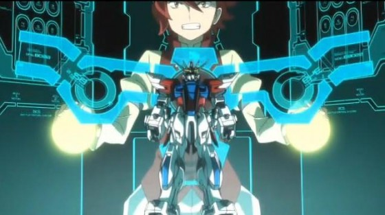 gundam build fighters is a shitty anime