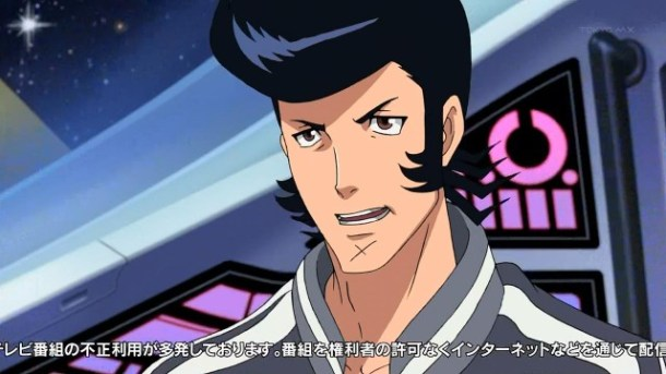 Space Dandy Extended 01