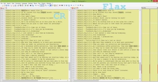 Captain Earth 02 - CR vs Flax 01