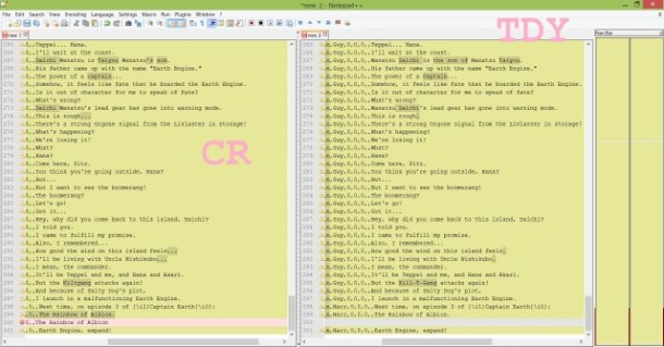 Captain Earth 02 - CR vs TDY 01
