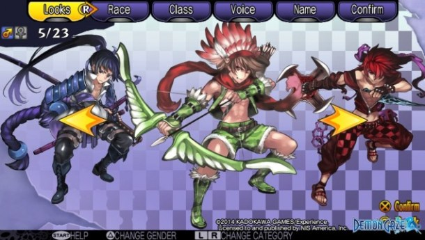 Demon Gaze Males 05