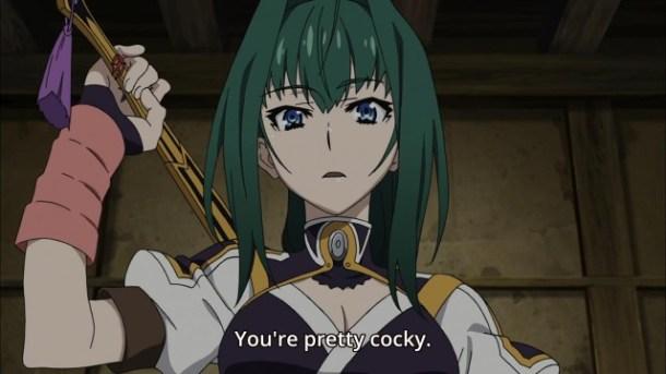 Acura Akari. Also, she has no idea.