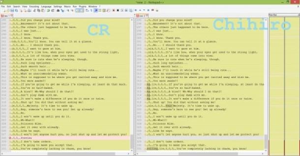 Soredemo 03 - CR vs Chihiro 01