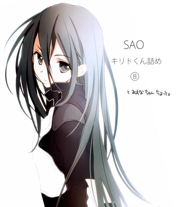 SAO GGO - Kirito - Tsukimori Usako pic2