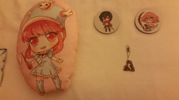 AnimeFest_2014_Swag_Part_1