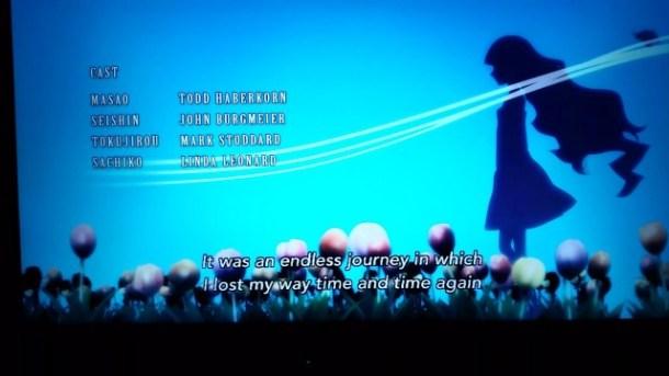 Funimation Shiki ED