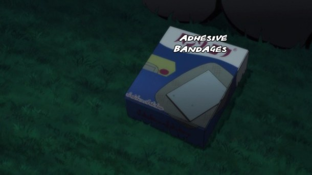 Love Chunibyo and Other Delusions - 02 - Bandages