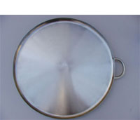 drip pan for cryogenic storage and transport