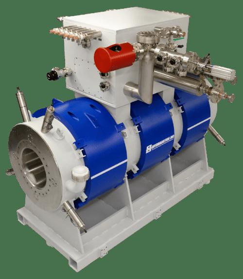 Magnet Cryostat For High Energy Physics
