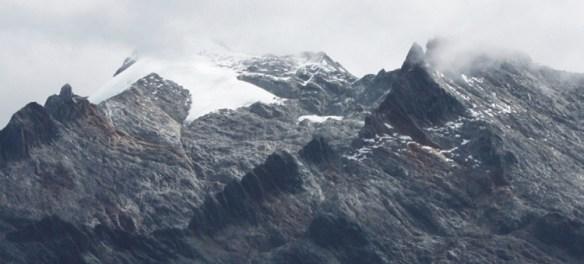 Humboldt Glacier in Venezuela