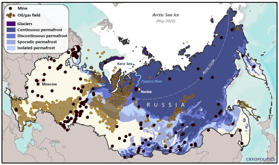 https://i1.wp.com/www.cryopolitics.com/wp-content/uploads/2020/06/russia-permafrost-oil-mines-map-1.jpg?fit=900%2C532&ssl=1