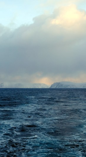 norway hurtigruten arctic shipping