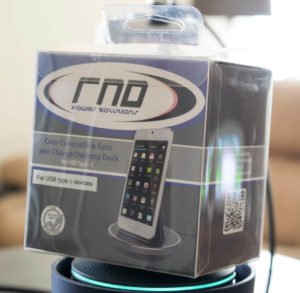 RND Desktop charging station for USB-C devices