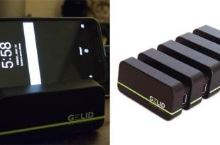 Fourza charging station GELID Solutions