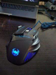 ZELOTES 7 button Gaming Mouse