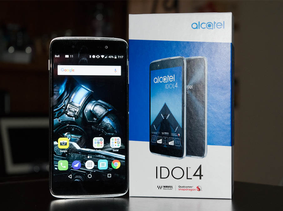 Alcatel Idol 4 and what to expect for a top level MIDRANGE device (Review) 1