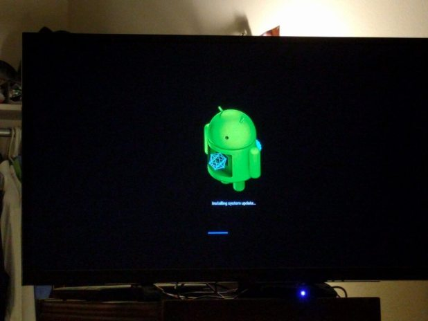 Android TV update 6.0.1