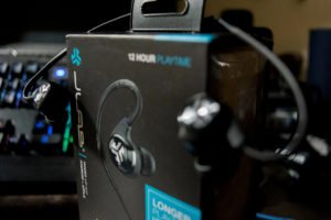 Possibly the best BT in-ear headphones in its class 12